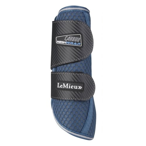 LeMieux Beenbeschermer Carbon Mesh Wrap Boots