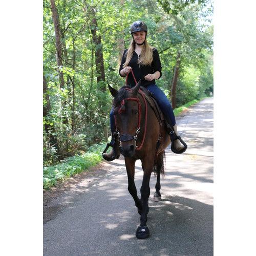 Cavallo Hoefschoen Trek Green, per paar