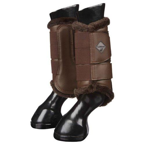 LeMieux Beenbeschermer  Fleece lined Brushing Boots