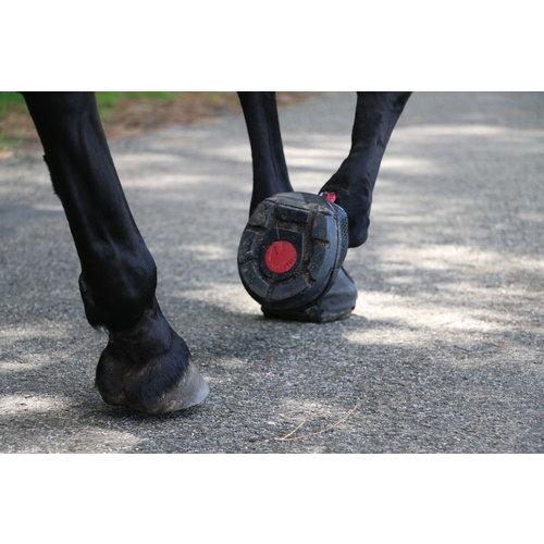 Cavallo Hoefschoen Simple Zwart, per paar