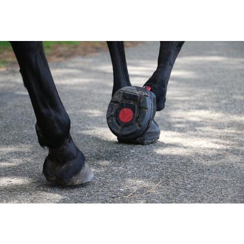 Cavallo Hoefschoen Simple Bruin, per paar