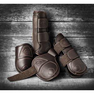 LeMieux Peesbeschermer Capella Leather Tendon Boots