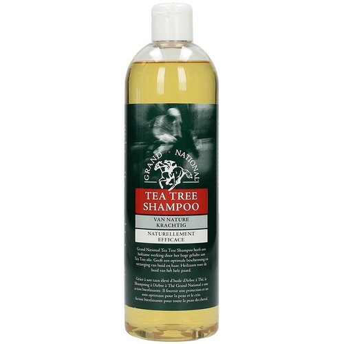 Grand National Tea Tree Shampoo Grand National 500 ML