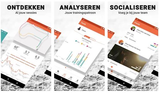 Screenshot equilab app