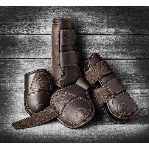 Combi Deal Beenbeschermers Capella Leather Boots LeMieux