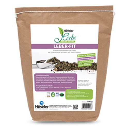 Höveler Herbs Leber-fit