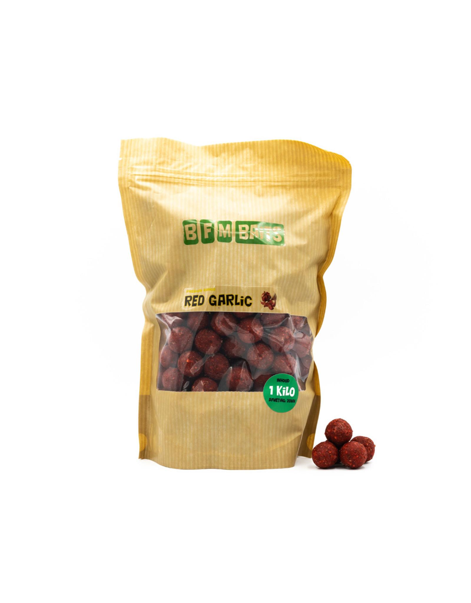 BFM Baits Red Garlic boilie
