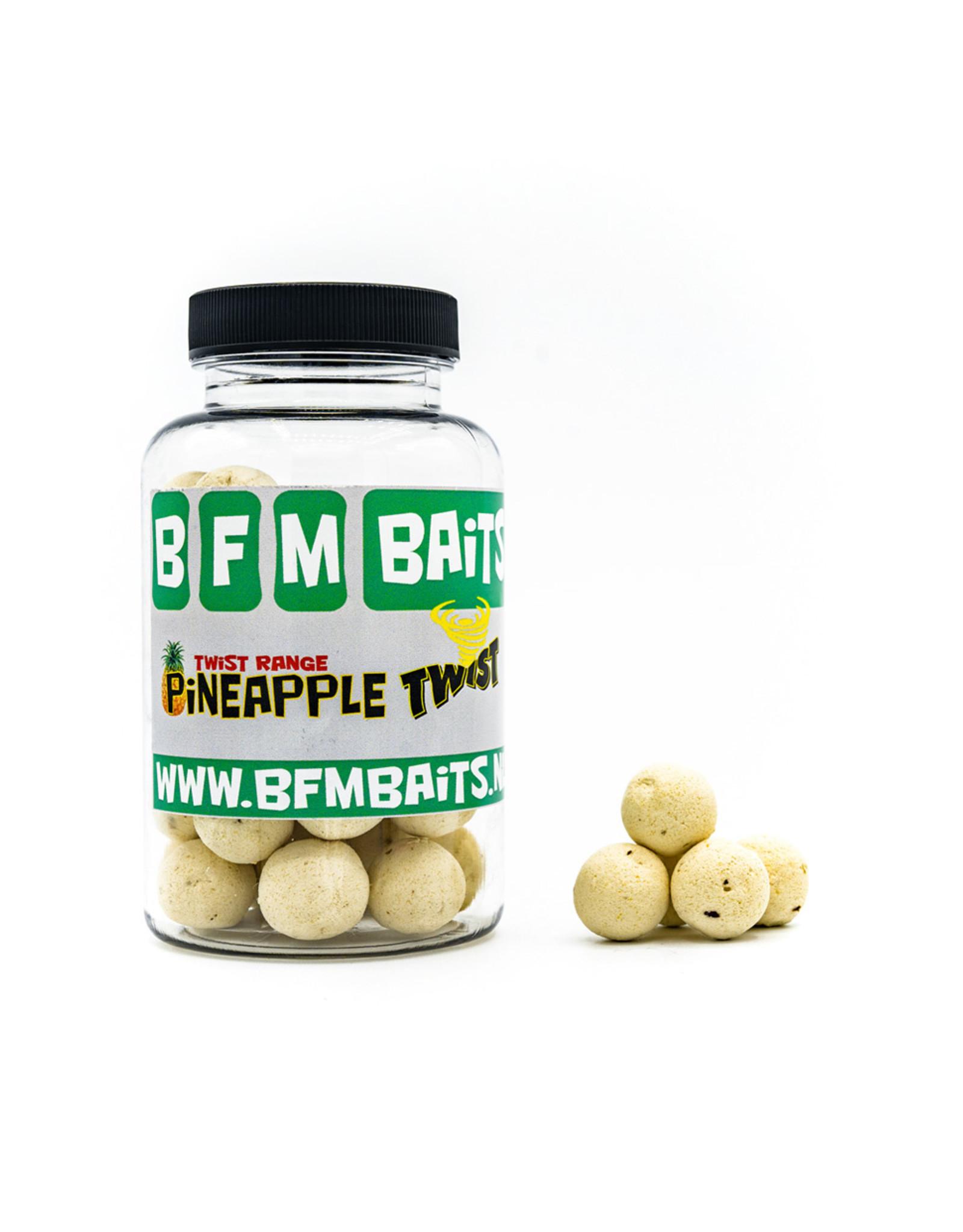 BFM Baits Pineapple Twist – Pop-Ups 15mm
