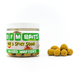 BFM Baits Hot & Spicy Squid