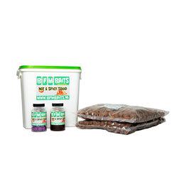 BFM Baits Hot & Spicy Squid - Bucket deal