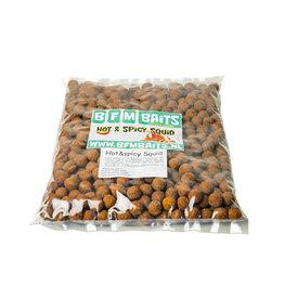 BFM Baits Hot & Spicy Squid - Bulk