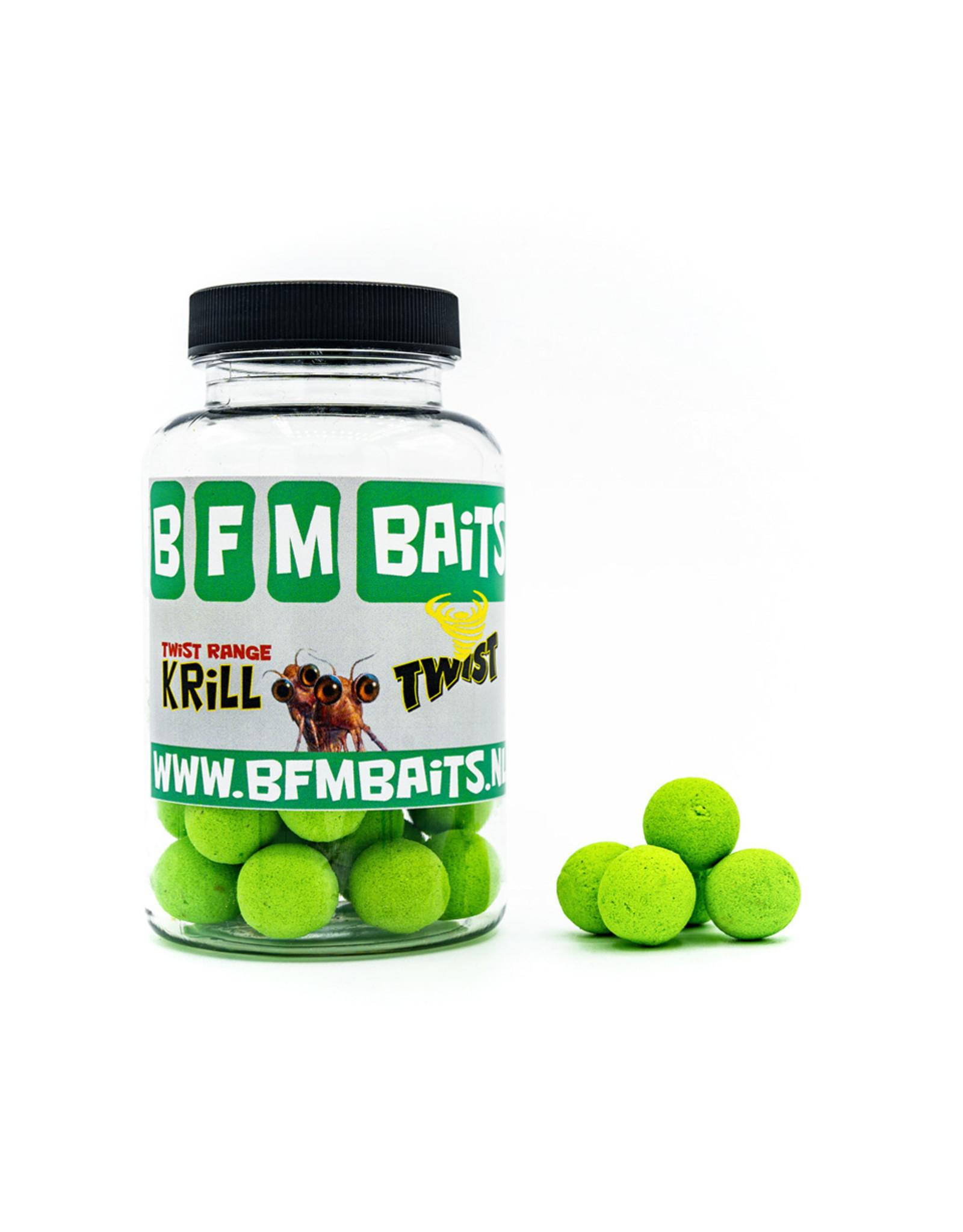 BFM Baits Krill Twist - Bucket deal