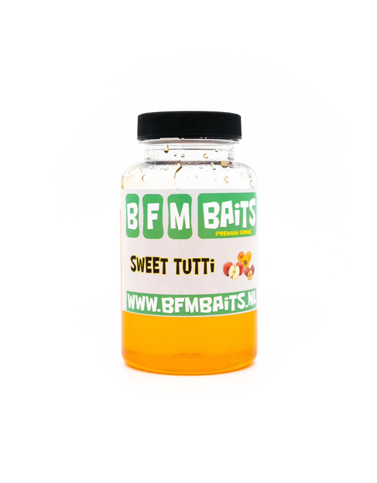 BFM Baits Sweet Tutti boilies - Bucket deal