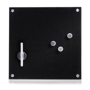 Mini whiteboard magnetisch 40 x 40 cm Zeller