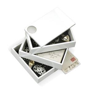 Sieraden doos met 3 vakken UMBRA
