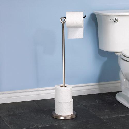 Toiletrolhouder staand UMBRA | Reserverolhouder stang