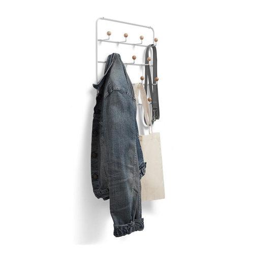 UMBRA Deurhanger kapstok 14 haken UMBRA | muur of deur bevestiging