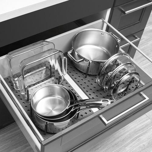 Keukenlade organizer UMBRA | verstelbaar, uitschuifbaar