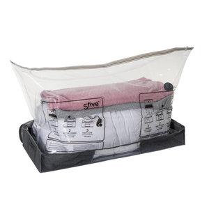 Vacuumzak dekbed opbergen onder bed Five®