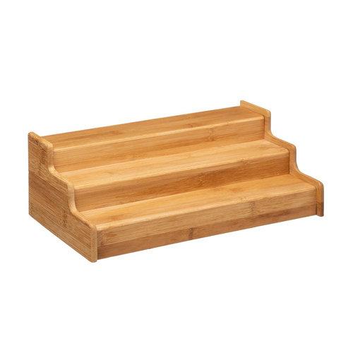 Five® Kruidenrek uitschuifbaar van bamboe Five®