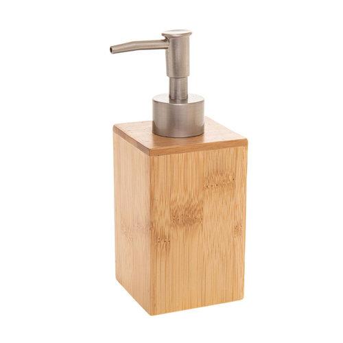 Five® Zeepdispenser set hout 3-delig   Five®