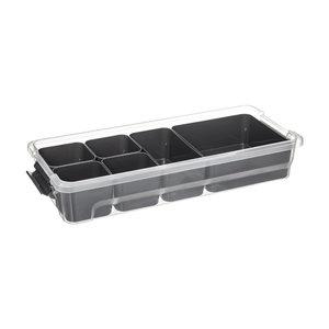 Opbergbox B - 2.5 liter (6 bakjes)  Five®