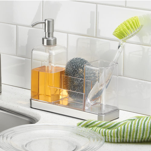 iDesign Zeeppompje keuken met houder iDesign - Forma