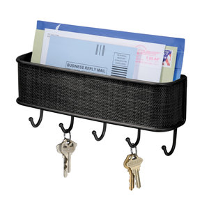 Sleutel organizer met postbakje iDesign