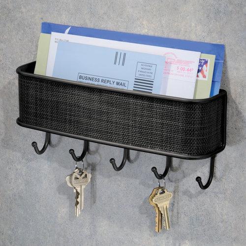 iDesign Sleutel organizer met postbakje iDesign