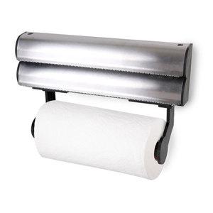 Keuken organizer keukenpapier- en foliehouder Confortime