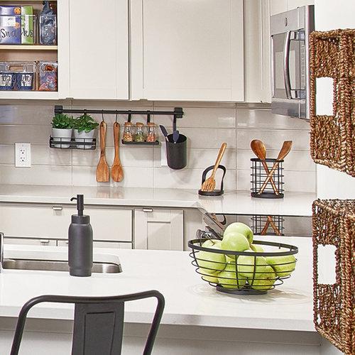 Keukenrek hangend iDesign - Austin