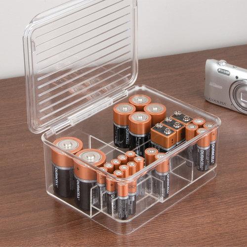 iDesign Batterij opbergdoos iDesign | stapelbaar
