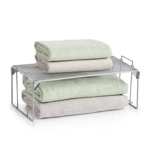 Badkamer rekje stapelbaar Zeller Present   stapelbaar en inklapbaar
