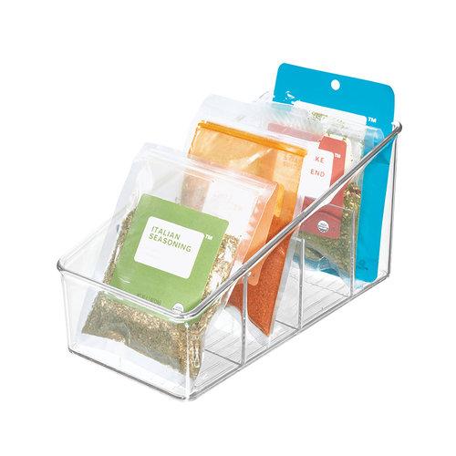 Keuken organizer iDesign - Linus   met 3 of 4 vakken