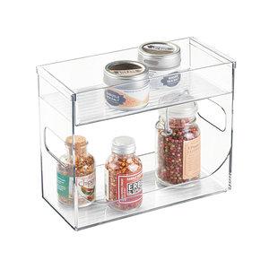 Keukenkast organizer 2 niveaus iDesign - Kitchen Binz