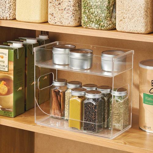 iDesign Keukenkast organizer | met 2 niveaus