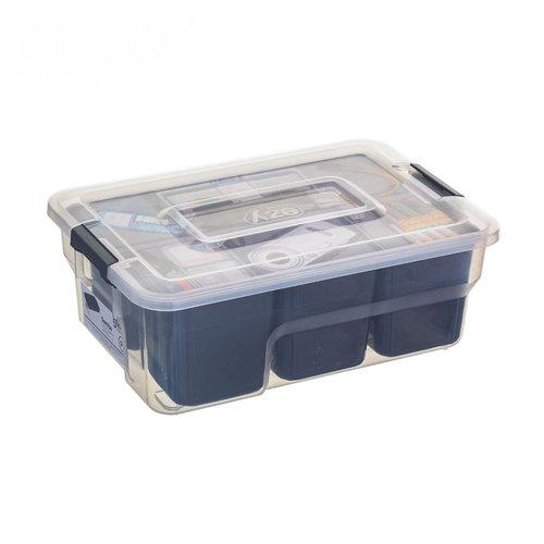 Five® Opbergbox met uitneembare bakjes Five® | 5  maten