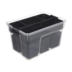 Opbergbox E - 8 liter (7 bakjes)  Five®