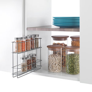 Kruidenrek uitschuifbaar Metaltex - Smart Kitchen