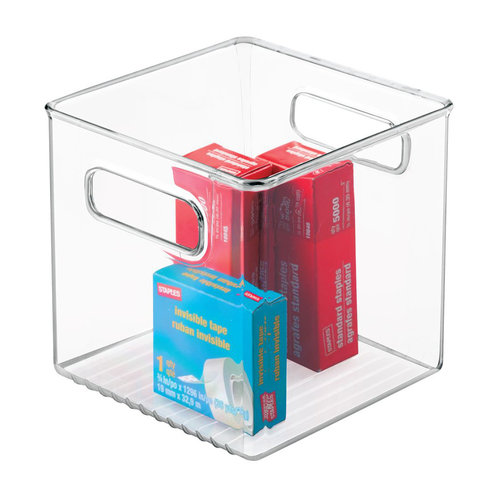 iDesign Opbergbakjes met handvatten iDesign | 2 formaten
