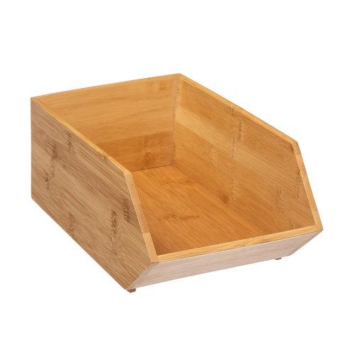 Five® Bamboe bakjes stapelbaar Five®