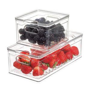 The Home Edit koelkast bakken voor fruit