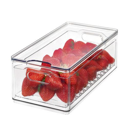 The Home Edit The Home Edit koelkast bakken voor fruit | uitneembare bakjes