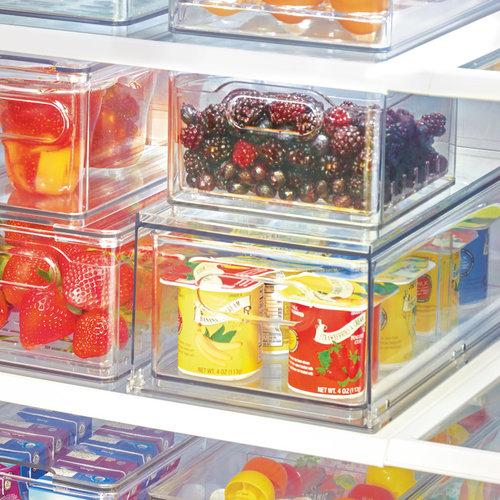 The Home Edit The Home Edit koelkast bak met lade en uitneembaar verdeelschot