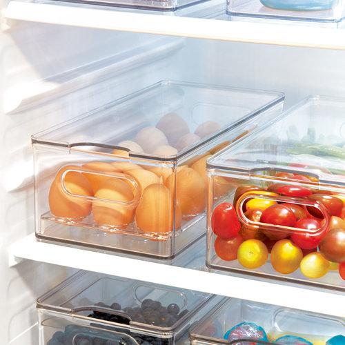 The Home Edit Eierbakje koelkast | stapelbaar The Home Edit