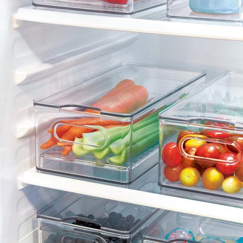 The Home Edit koelkast bak met lekbak