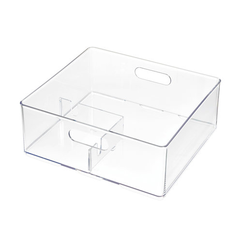 The Home Edit opbergbox fohn houder - Vanity