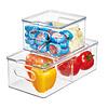 The Home Edit koelkast bakken met deksel