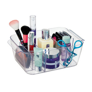 Make-up organizer met handvat iDesign - Clarity