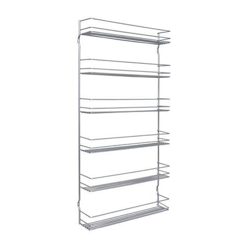 Tomado | Metaltex Kruidenrek keuken voor muur of deurbevestiging |  Metaltex